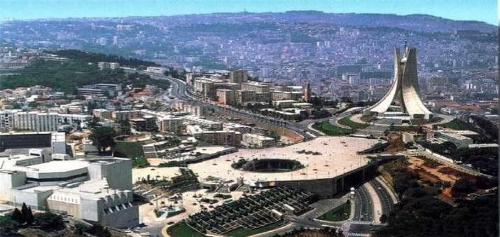 algerie paysage