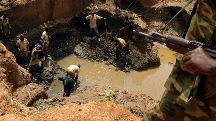 Conflict minerals Congo