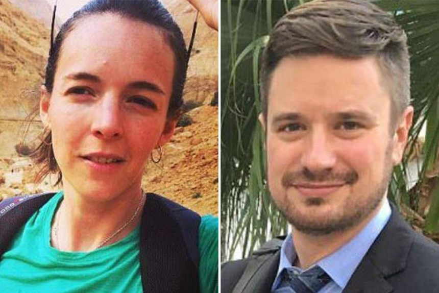 Congo UN experts dead