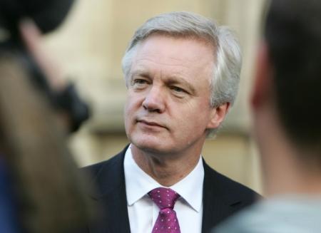 David Davis a prévu «toutes les questions» duBrexit