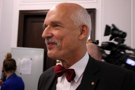 Korwin-Mikke sous «sanctions proportionnées»