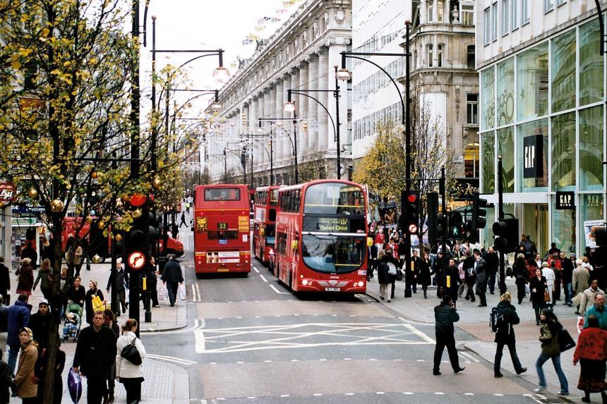 london-streets