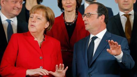 La rivalité géopolitique franco-allemande:   épicentre de la crise de l'Unioneuropéenne