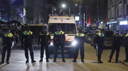 La tension entre les Pays-Bas et laTurquie