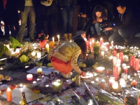 Bruxelles: anniversaire desattentats