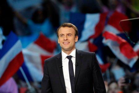 Macron: je veux être un président quiprotège