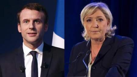 L'érosion se poursuit pour Le Pen etMacron