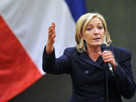 Marine Le Pen pour une «planification écologique»