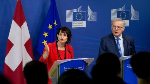 Belgium EU Switzerland