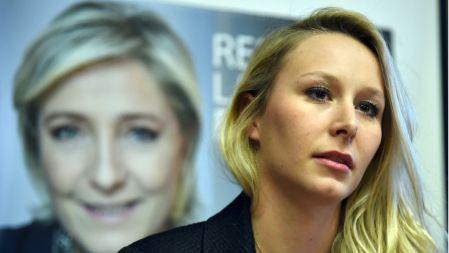 Marion Le Pen adémissionné