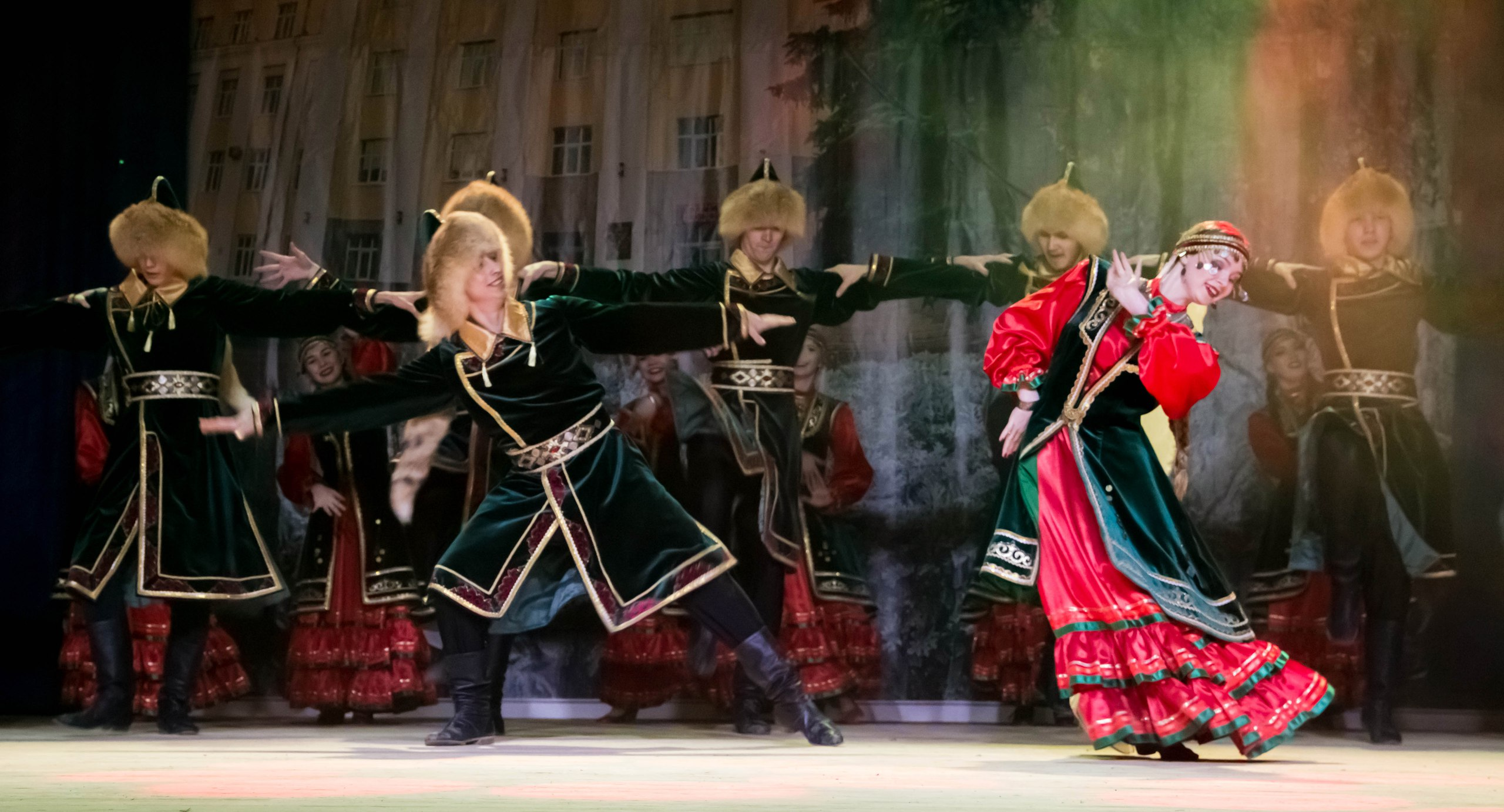 Festival mondial de Folklore de Jambes-Namur