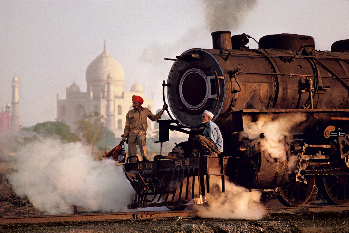"""The World of Steve McCurry"", jusqu'au 20 Août"