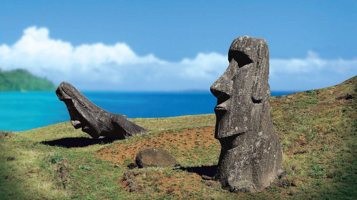 Oceania, Voyage dans l'Immensité