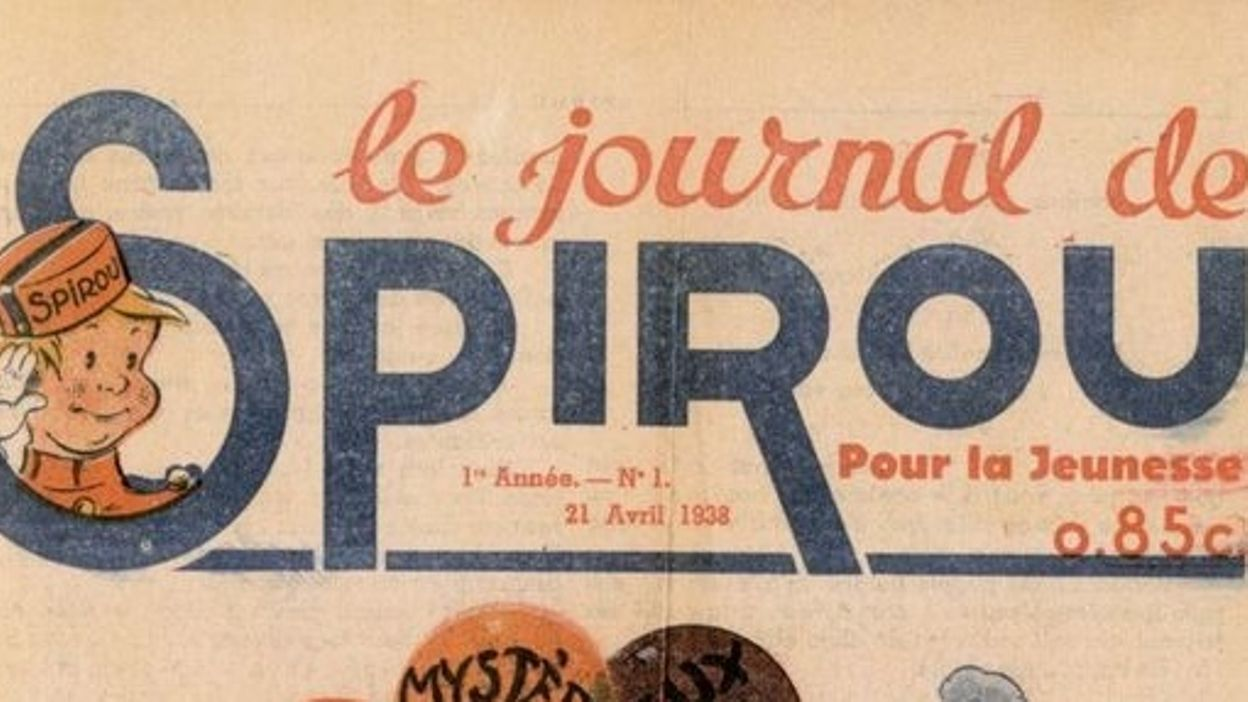Les 80 Ans du  Journal de Spirou