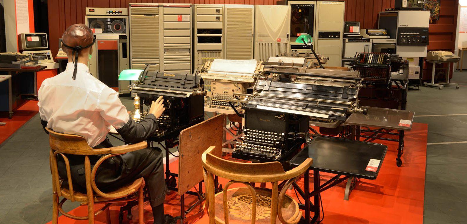 Le NAM-IP Computer Museum