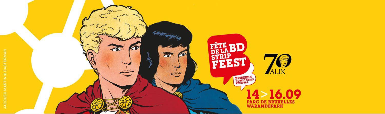 """""""Fête de la BD"""", du 14 au 17 Septembre"""