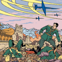 """BD : """"Blake et Mortimer"""" : """"La Vallée des Immortels"""", Tome 1"""