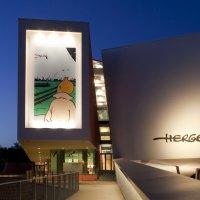 """Ces 25 et 26 Mai, fêtons gratuitement les dix Ans du """"Musée Hergé"""", à L.-L.-N."""