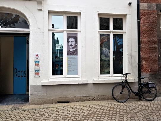 """Résultat de recherche d'images pour """"Musée Félicien Rops photos"""""""