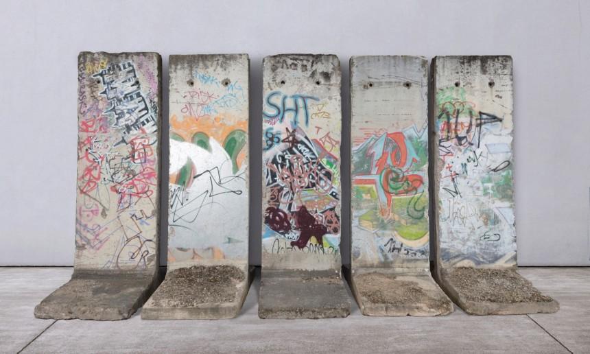 """Mur de Berlin : Vente caritative à la """"BRAFA"""", du 26 Janvier au 02 Février 2020"""