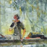"""""""Hugo Pratt, les Chemins du Rêve"""", à la """"Fondation Folon"""", jusqu'au 05 Janvier"""