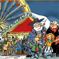 """""""Liège, Cité de Noël"""", jusqu'au 05 Janvier 2020 (""""Village"""", jusqu'au 30 Décembre)"""