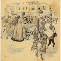 """""""Mars (1849-1912), Dessinateur et Collectionneur de Rops"""", à Namur, jusqu'au 23 Août"""