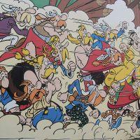 """""""Astérix"""" pleure la disparition de son dessinateur historique, Albert Uderzo"""