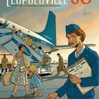 """BD : """"Léopoldville 60"""" (Baudouin Deville et Patrick Weber/Ed. """"Anspach"""")"""