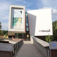 """Le onzième anniversaire du """"Musée Hergé"""", à Louvain-la-Neuve"""