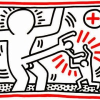 "L'Oeuvre de Keith Haring exposée à ""Bozar"", jusqu'au 21 Juillet"