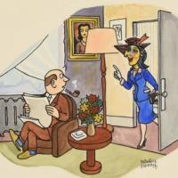 """""""Picasso et la Bande dessinée"""", au Musée national Picasso"""", à Paris, jusqu'au 03 Janvier"""