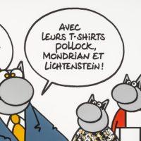 """""""Un Geluck peut en cacher un autre"""", à La """"Belgian Gallery"""", à Namur, jusqu'au 27 mars"""