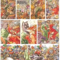 "Exposition ""Secrets d'Atelier"" de Juanjo Guarnido, au ""Musée de la BD"", prolongée jusqu'au 16 Mai"