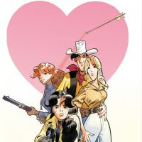 """Wanted Lucky Luke"", 2è ""one shot"" de Matthieu BONHOMMe (""LUCKY COMICS""-""Dargaud"")"
