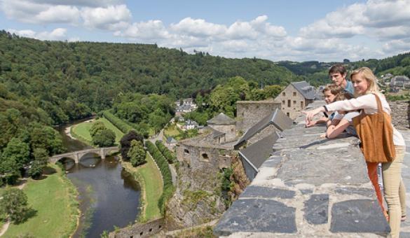 """Retour du """"Pass VISIT Wallonia"""" gratuit (80€), ce MERCREDI 05 Mai, dès 08h"""