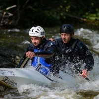 Coupe du Monde de Canoë-Kayak, à Treignac-sur-Vézère, du 01 au 03 Octobre